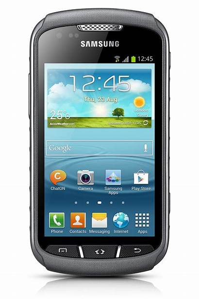 Samsung Galaxy Smartphone Rugged Xcover Phone Debuts