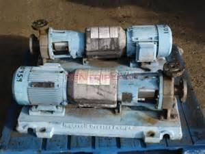 10960 ingersoll dresser stainless steel pump centriplant