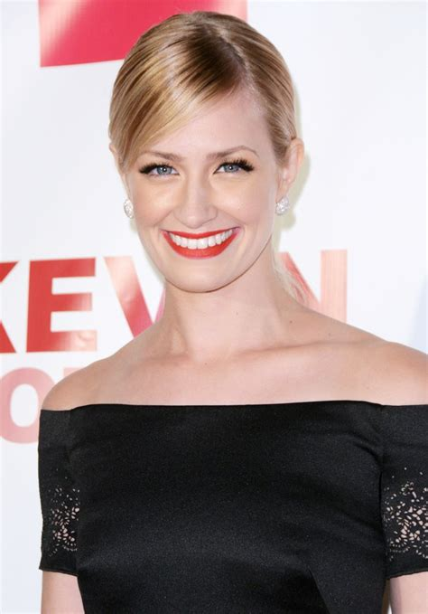 Trevor Project Beth Behrs