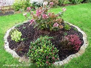 Parterre De Fleur Avec Cailloux : mon jardin en octobre sous ma gloriette ~ Melissatoandfro.com Idées de Décoration