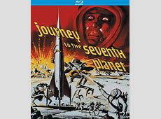 Bluray Shopping Bag Journey to the Seventh Planet Sci
