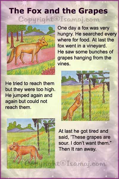 children s stories with morals moral stories the fox 273   12c3824a036e5b2bce920d772d7c64a2