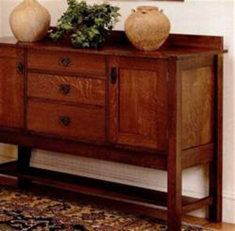 sideboard buffet plans plans diy   modern bed