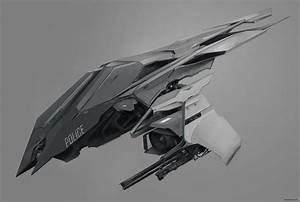 Sci Fi Concept Design / Vitaly Bulgarov / The Superslice