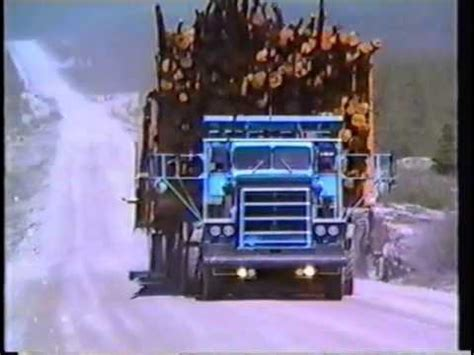 Biggest Pacific and Planetaire Logging Truck Domtar ...
