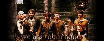 Robin Hood Bbc Scarlet Gaughen Near End