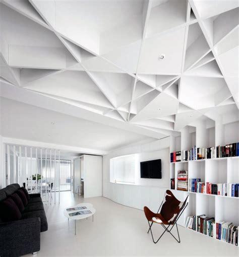 plafond de la ss idee plafond plafond ideeen woonkamer peindre frisette sur idee deco interieur plafond en