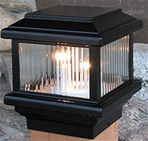 aurora titan deck light 5 1 2quot black 110 volt With 110 volt outdoor deck lighting