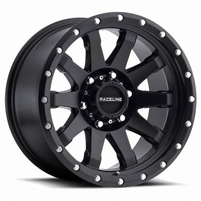 Raceline 934b 20x9 12mm Rim Clutch Wheel
