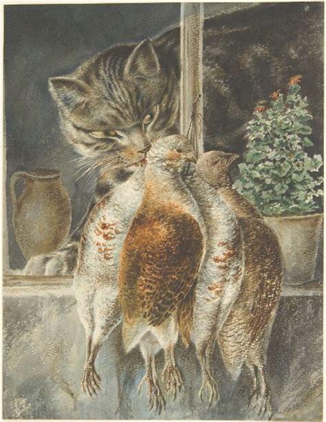 images  drawings museum  cat art