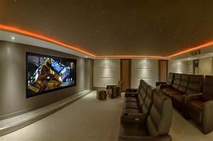 Home cinema design ideas home theater contemporary with for Home theater lighting design ideas