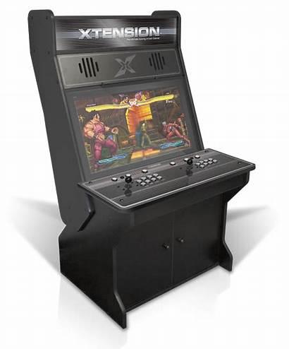 Arcade Cabinet Sit Down Machine Xtension Pro