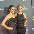 Congratulations to Zoie Palmer and Lost Girl for their ...