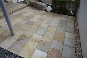 Terrassenplatten Granit Günstig : g nstig terrassenplatten bodenplatten natursteinplatten ~ Michelbontemps.com Haus und Dekorationen