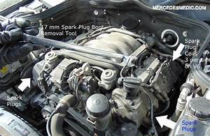 Diy How To Change Spark Plugs Yourself Mercedes