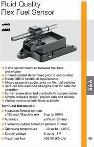 E85 Continental Flex Fuel Sensor Info