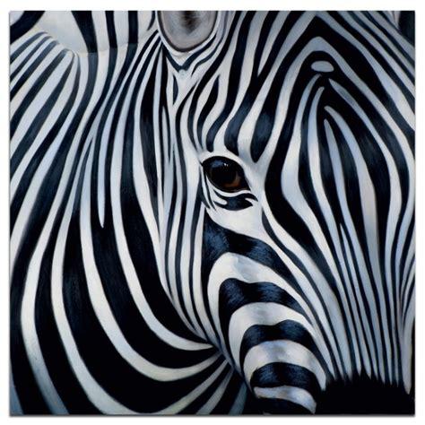 animaux tableau animaux carr 233 noir blanc acrylique 100x100