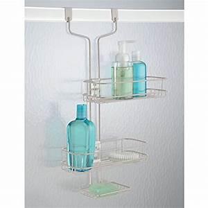 Aufhängen Ohne Bohren : mdesign duschablage zum aufh ngen ohne bohren edelstahl mein badezimmer24 ~ Indierocktalk.com Haus und Dekorationen