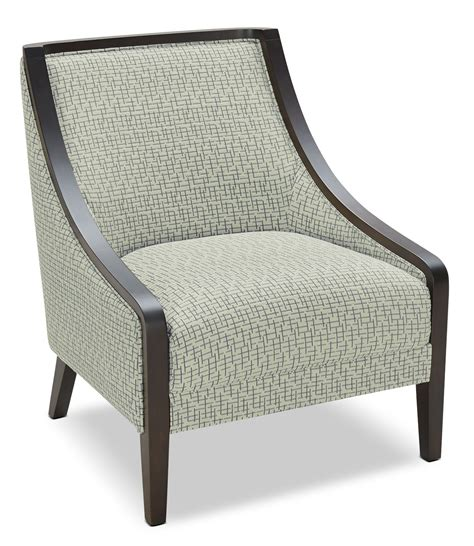 lilly fabric accent chair the brick