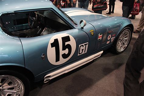 Factory Five Daytona Coupe Review by Sema 2016 Factory Five Unveils All New Daytona Coupe