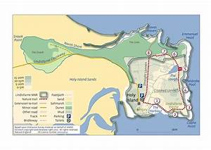 Lindisfarne National Nature Reserve: Maps