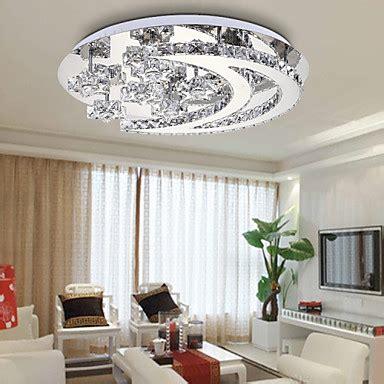 crystal bedroom modern minimalist living room ceiling