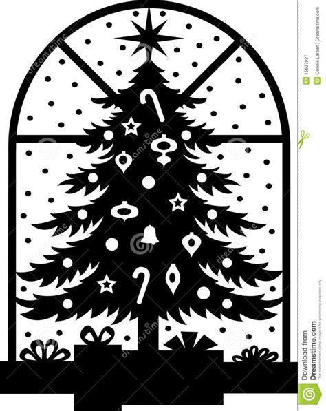 christmas village trees silhouette template 372 best images about christmas svg silhouettes on pinterest