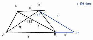Neutralisation Berechnen : trapez berechnen e 76m ist und f 60m und der ~ Themetempest.com Abrechnung