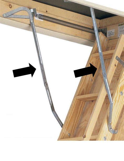 Werner Attic Ladder Replacement Parts Newsonairorg