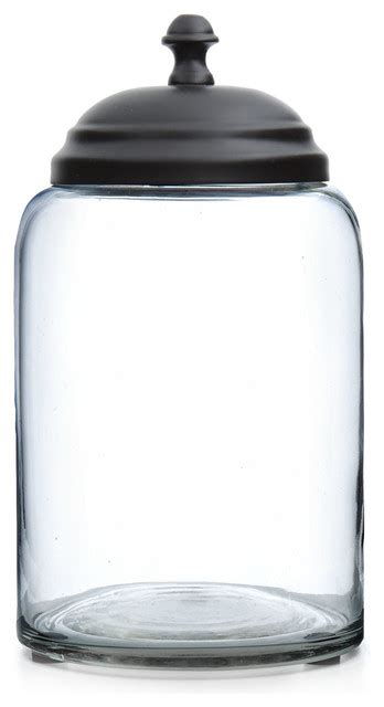 kitchen canisters and jars paradigm trends lonestar glass canister reviews houzz
