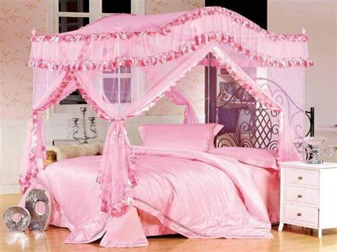 Twin Bed Canopies Pretty Girls Twin Canopy Bed All Canopy