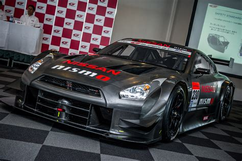 Nissan Car : Nissan Gt-r Nismo Gt500 To Compete In 2014 Super Gt Gt500