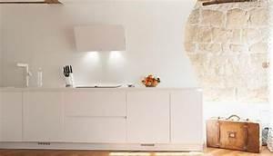 Dunstabzugshaube Verkleidung Landhausstil : moderne dunstabzugshaube als blickfang in der k che ~ Watch28wear.com Haus und Dekorationen