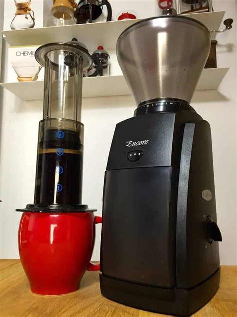 baratza encore kaffeemühle baratza encore kaffeem 252 hle im test