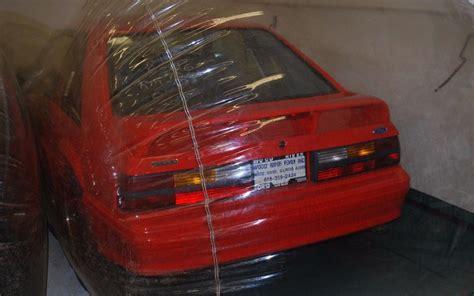 Vacuum Sealed: 12 Mile 1993 Mustang Cobra R!