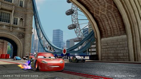 Game Review Cars 2 Video Game