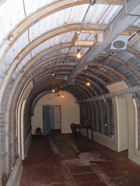 interior  dover castle tunnels photo