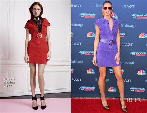 Heidi Klum Jitrois Nbc America Got Talent