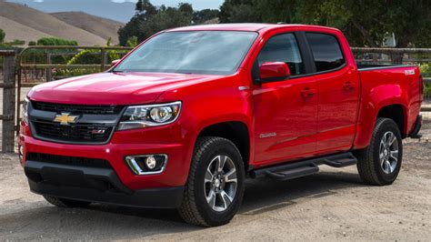 Chevrolet Colorado 2020 by 2020 Chevrolet Colorado Preview Release Date