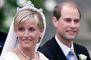 Prince Edward and Sophie, Countess of Wessex celebrate ...