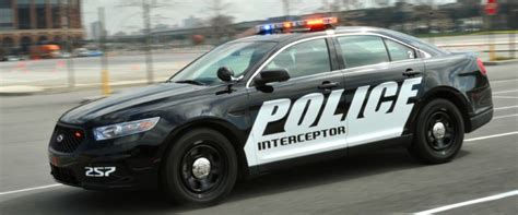 Ford Police Interceptor Sedan Sales Numbers, Figures, Results