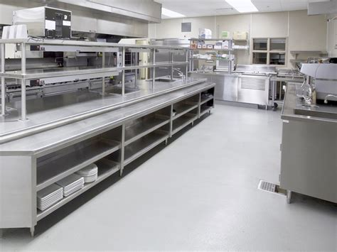 Commercial Kitchen Flooring In Birmingham  Antislip