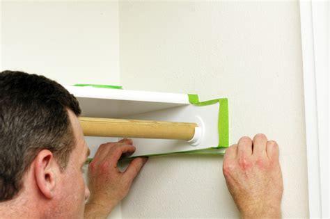 wand streichen abkleben malern abkleben 187 so erzielen sie ein sauberes ergebnis