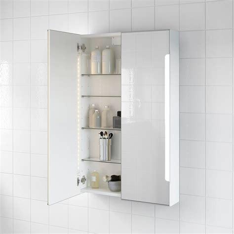 storjorm spiegelschrank   tuerenint bel weiss ikea