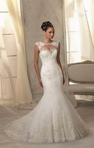 22 gorgeous mermaid wedding dresses style motivation With mermaid cut wedding dress
