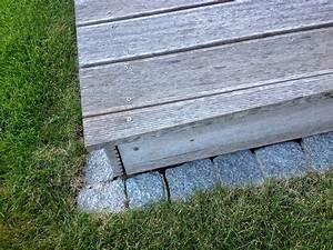 Rhizomsperre Selber Bauen : welches fundament f r das gartenhaus native plants gartenblog ~ Watch28wear.com Haus und Dekorationen