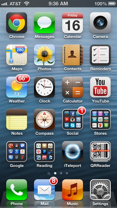 how to hide apps on iphone 5s iphone 5s apps icons gallery