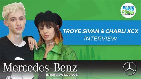 Troye Sivan And Charli Xcx On