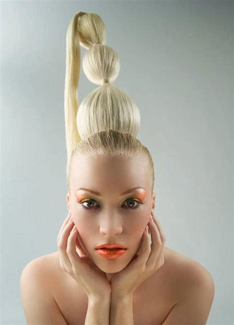 Wacky Hairstyles For by 55 Best Images About Futuristic Hair Style On