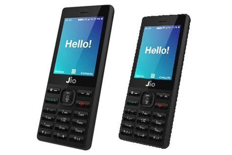 reliance jio launches jiophone for free but with a refundable deposit of rs 1500 the news minute